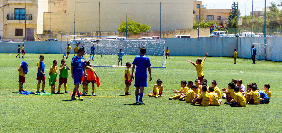Know how soccer - Coaching the same group for another season