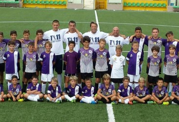 Soccer training camp with Paolo Tramezzani in Malta
