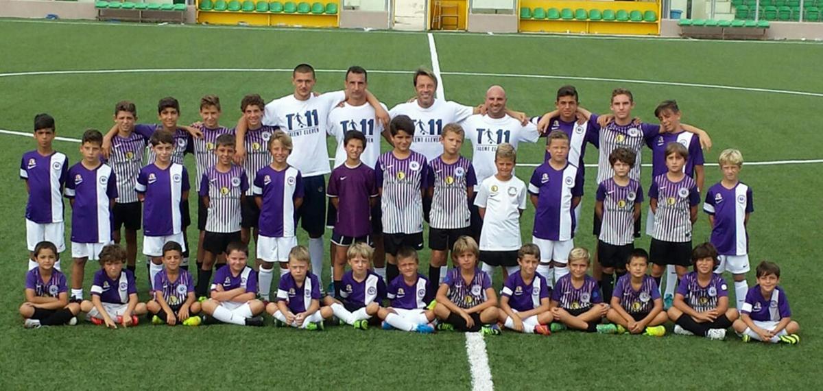Soccer training camp with Paolo Tramezzani in Malta