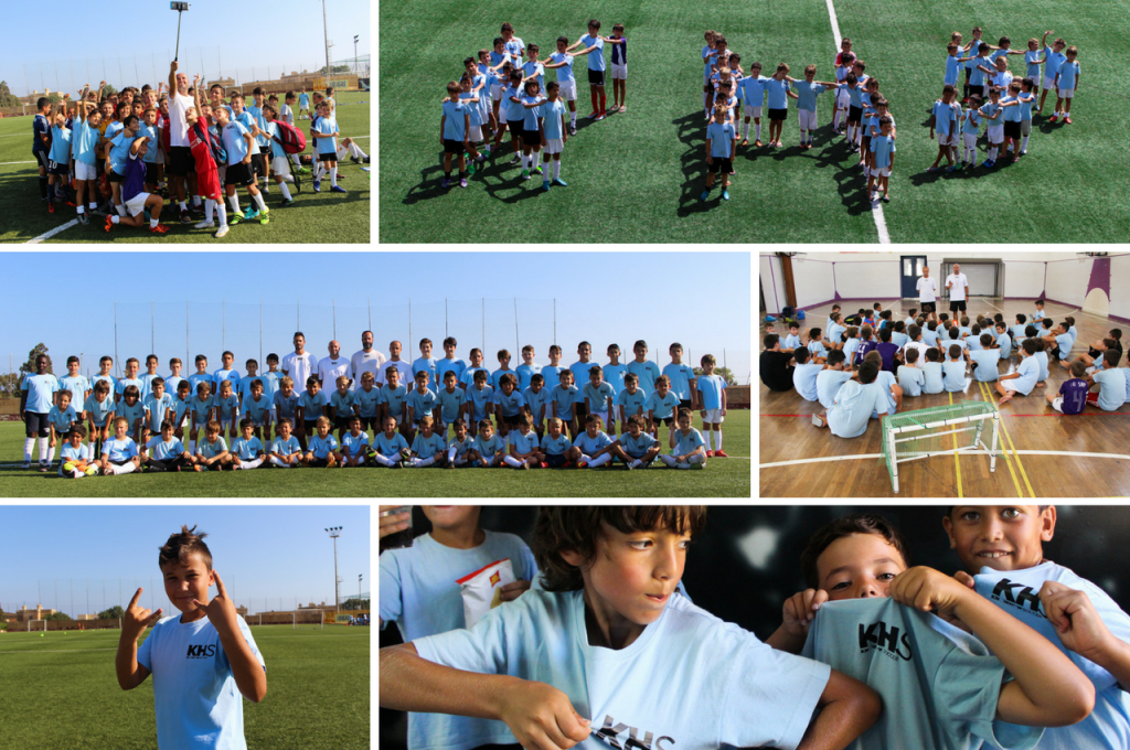 knowhowsoccer summer camp